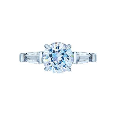Золотое кольцо KoJewelry 5126