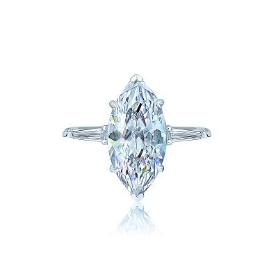 Золотое кольцо Маркиз KOJEWELRY™ G5069