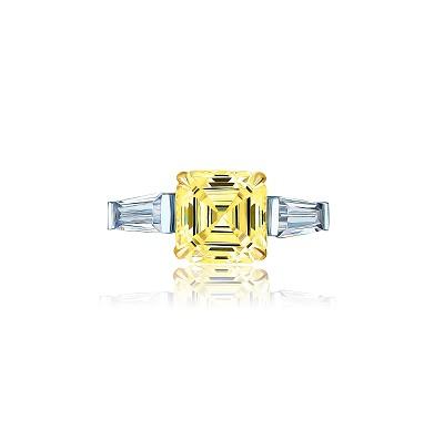 Золотое кольцо Ашер KOJEWELRY™ 5128