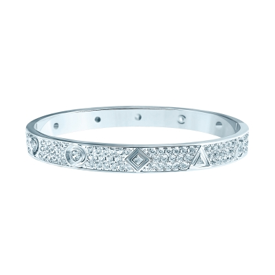 Браслет ETERNITY серебро 925  KOJEWELRY™ 4878
