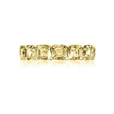 Кольцо-дорожка огранки Ашер серебро 925 KOJEWELRY™ 30503