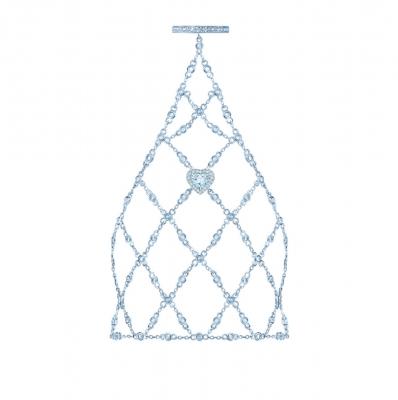 Слейв-браслет Heart серебро 925 KOJEWELRY™ 30800