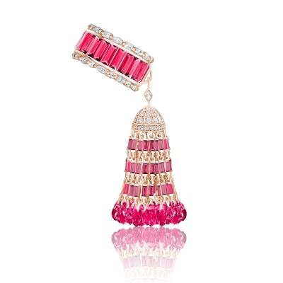 Кольцо Luxury с Кисточкой серебро KOJEWELRY™ 42126R
