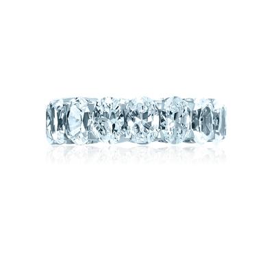 Кольцо дорожка огранки ОВАЛ, серебро 925. KOJEWELRY ™ 610133