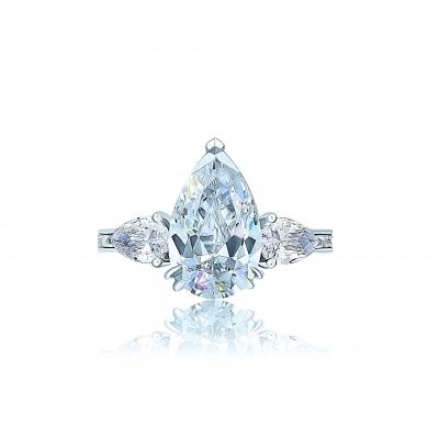 Кольцо Капля серебро 925 KOJEWELRY™ 610184