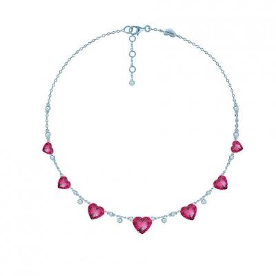 Колье Heart серебро 925 KOJEWELRY™  610185
